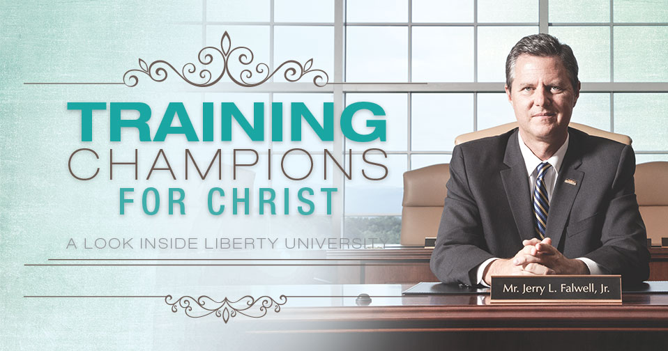 Training Champions For Christ