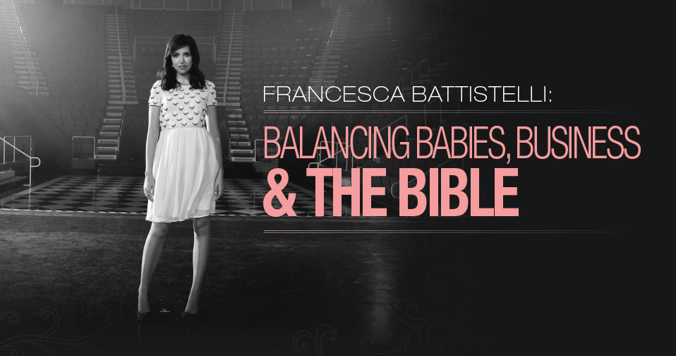 Balancing Babies, Business & The Bible