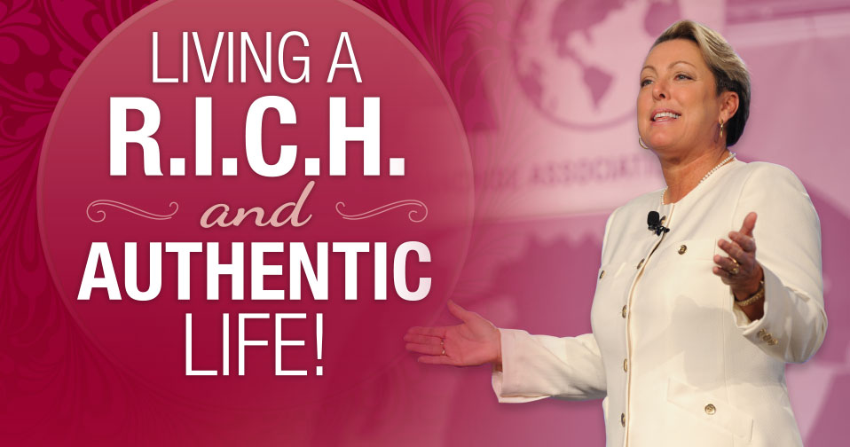 Living a R.I.C.H. and Authentic Life